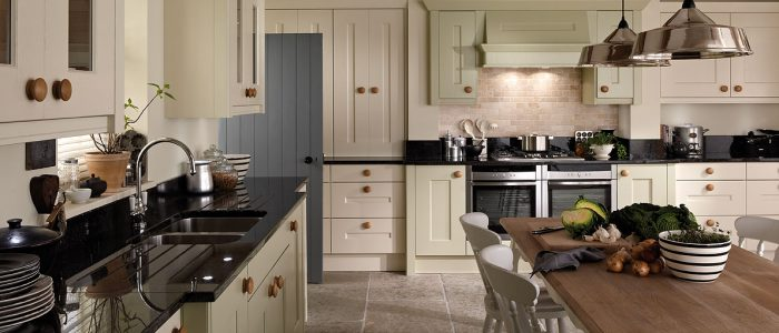 Kitchen design by Steve Walker Interiors