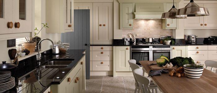 Kitchen design by Steve Walker Interiors